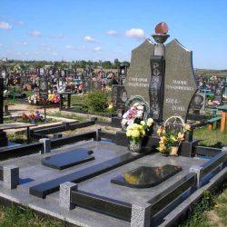 Памятники для двоих – практичный и недорогой вариант