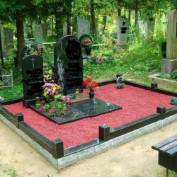 Как правильно благоустроить место захоронения
