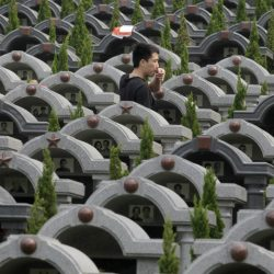 Надгробные памятники Китая