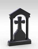 Памятник, модель 2.13, комплект