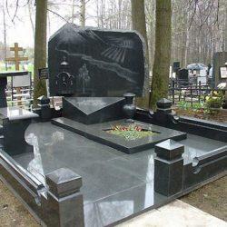 Изготовление гранитных памятников героям войны