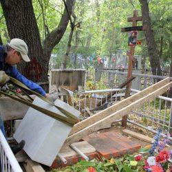Когда ставить памятник на могилу?