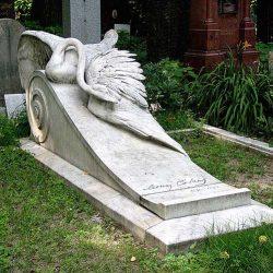 Декоративное оформление надгробий