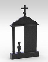 Памятник, модель 2.3, комплект